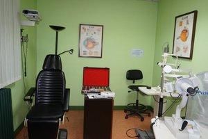 Consultas oftalmología